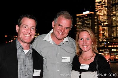 Jeff Reingold, Silas Creel & Kath Creel