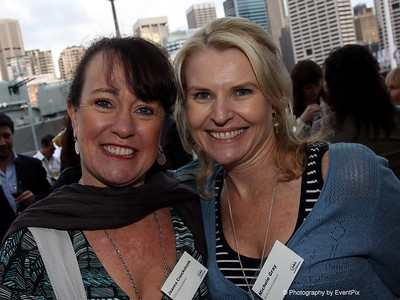 Joanna Cruickshank and Michele Gray (NHM Entertainment)