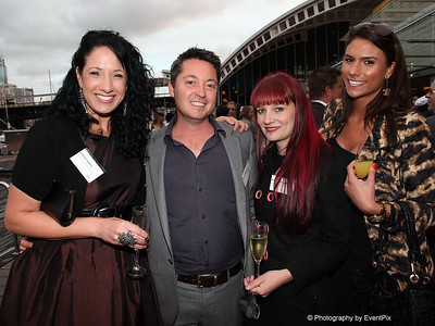 Louise Jones, Mark Magennis and Cass Thompson (Decorative Events) and (name removed)