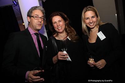 Darren Isenberg (impact entrainers), Anne-Maree Grady and Samantha Geisser (Mantra Group)