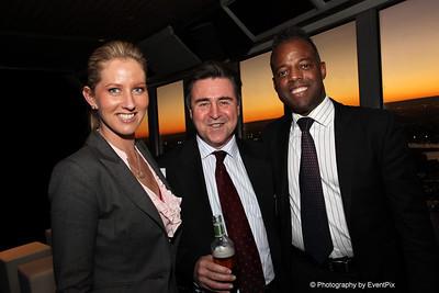 Lisa Handley and John Spencer (Luna Park), Andre Gipson (Sydney Tower Dining)