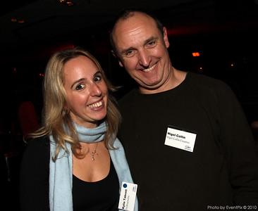 Kylie Tabrett (GoHospitality), Nigel Collin