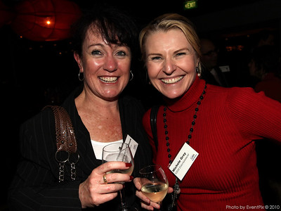 Joanna Cruickshank (in Nobody's Shadow), Michele Gray (NHM Entertainment)