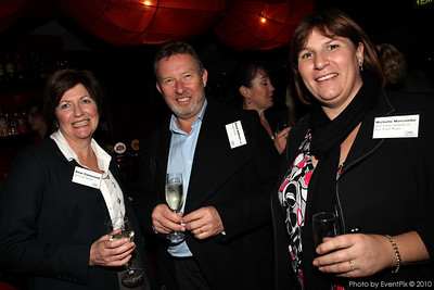 Anne Camenzind (arinex), David Addison (Avanti Events), Michelle Morecombe (REI NSW)