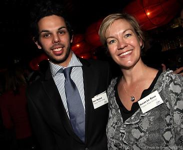 Iain McColl and Susan Le Roux (Trippas White)