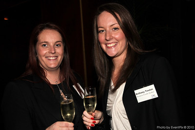 Emma Stone (Courtyard by Marriott), Bethany Teulan (Business Events Sydney)