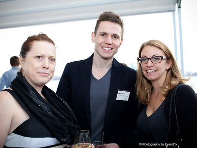 Hellen Bainbridge, Jakob Tate and Lisa Andrews