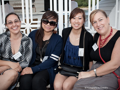 Rosemary Marin, Fiona Gibson, Tran Hguyen and Sharon Blackley
