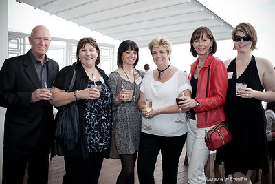 Glen Lehman, Michelle Morecombe, Ashley Jarmeyn, Linda Gaunt, Helen Batt-Rawden and Jenn Ruffell