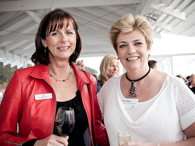 Helen Batt-Rawden and Linda Grant