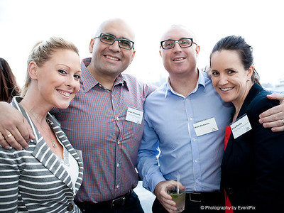 Skye Johnson, Jorge Villalpando, Mark Dickason and Erica Beattie