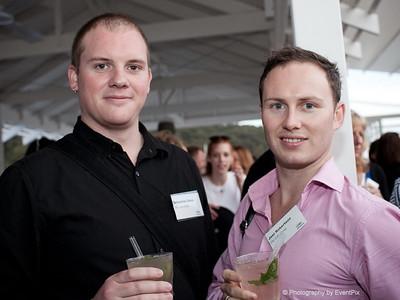 Sebastian Dunn and Joel Robertson