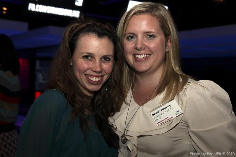 Camillie Ashmore and Sarah Harvey (vervecreative)