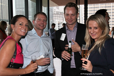 Lillian Longford (micenet), Daniel Cole (Priava), Jeremy Baker (Atlantic Group), Anna Wajzer