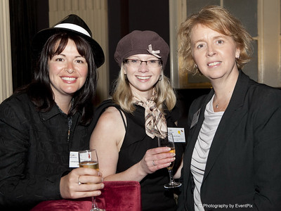 Vanessa Hegarty, Libby O'Connor and Anne Jamieson (MCEC)