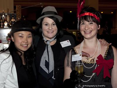 Nissa Ni (MCEC), Melissa Holdsworth (MCVB), Holly Watson-Steward (MCEC)