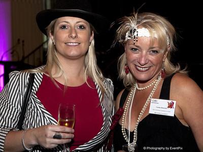 Cathy Ashton (Melbourne & Olympic Parks), Carine Bourcier (BB Yonder Consultancy)