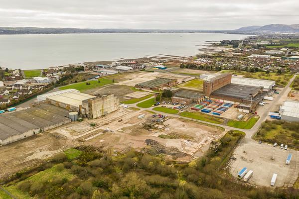 Shore Industrial Aerial-2