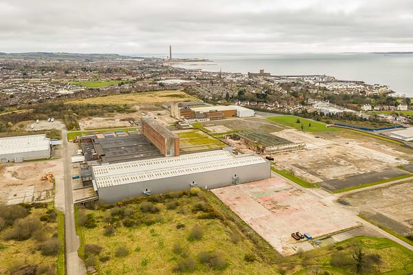 Shore Industrial Aerial-1