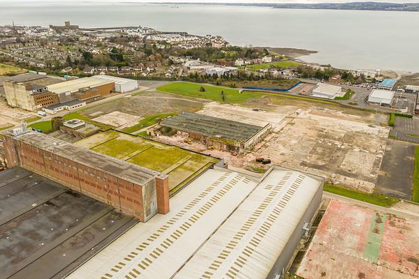 Shore Industrial Aerial-8