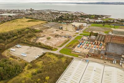 Shore Industrial Aerial-7