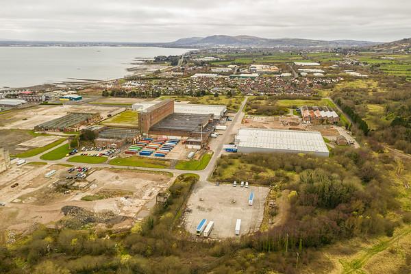 Shore Industrial Aerial-3