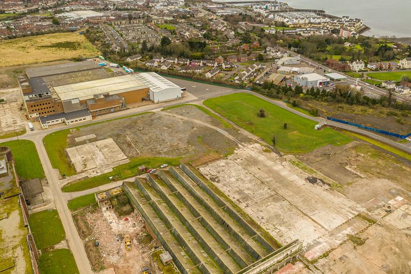 Shore Industrial Aerial-11