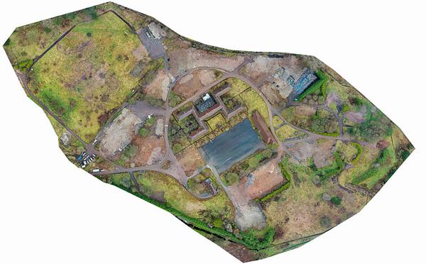 St Patricks HD Aerial