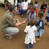 Visiting a school in Tanzania