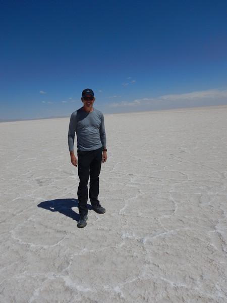 Bolivia - Salt flats