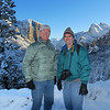 "Bill Birtwhistle & I at the Tunnel View area of Yosemite on freezing winter morning.<br /> <a href=""http://www.flickr.com/photos/12496504@N06/"">http://www.flickr.com/photos/12496504@N06/</a>"