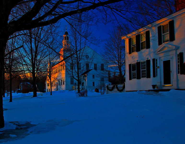 Washington, NH winter night #2
