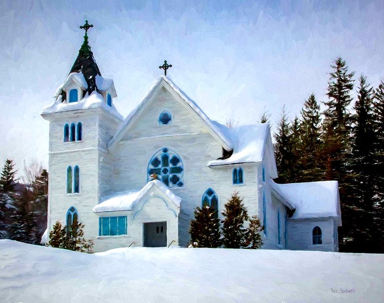shrine of Our Lady of the Mountains, Bretton Woods, NH