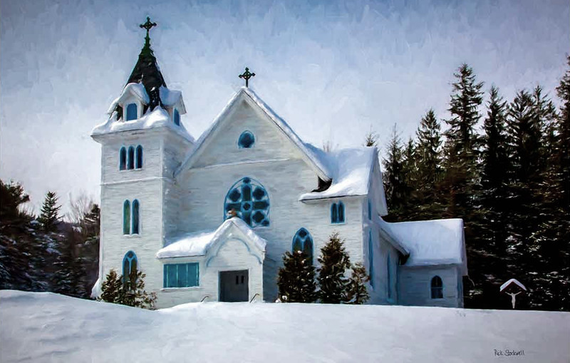 Shrine of Our Lady of the Mountains, Bretton Woods, NH #2
