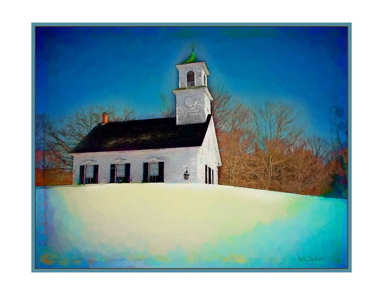 East Washington Meeting House, NH