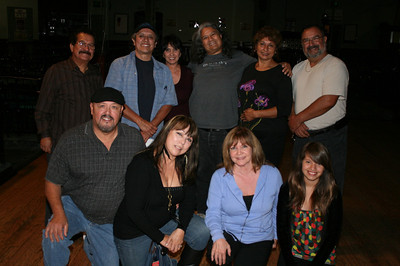 OLDIES BUT GOODIES SHOW SALUTING MUSIC LEGENDS MEETING @ A MI HACIENDA • 10.18.11
