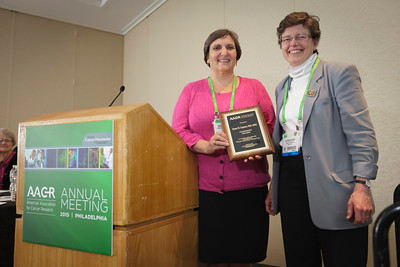 Molecular Epidemiology (MEG) Working Group Town Hall Meeting: AACR Annual Meeting 2015