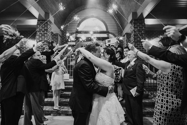MELISSA // GREG WEDDING