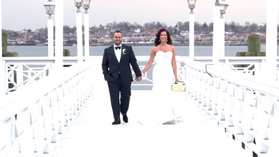 MELISSA & JOE'S WEDDING