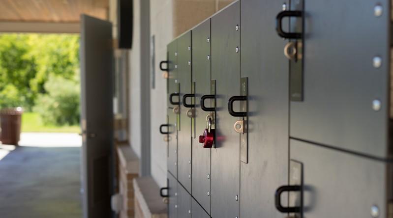 SU18 Lockers
