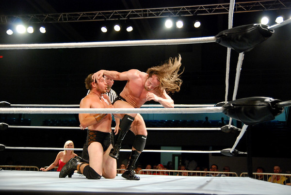 NWA METRO WRESTLING JUNE 2010