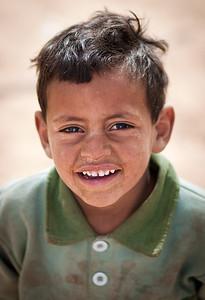 Mahmoud, age 5, Wadi Rum.