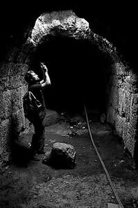 Photographing Roman ruins, Jerash.
