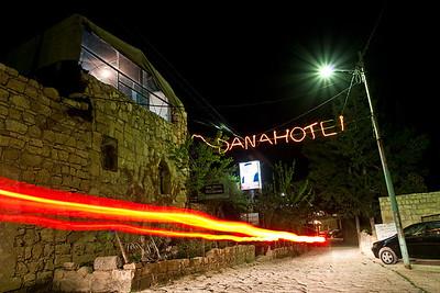 The Dana Hotel, Dana Nature Reserve.