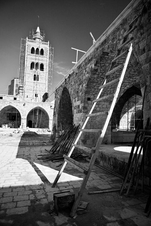 Tarablus' Grand Mosque.