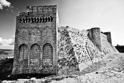 Qalat Al-Hosn (Krak des Chevaliers)