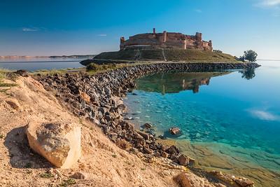 The Qalat Jabar Citadel.