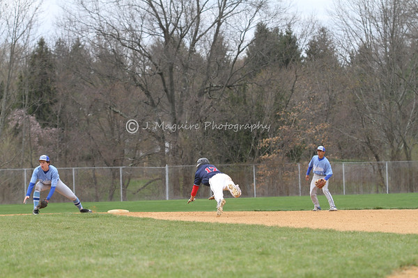 MENDHAM BASEBALL 2017 VS SCOTCH PLAINS