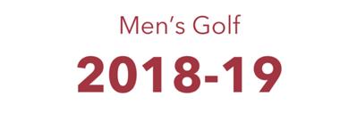 2018-19 Men's