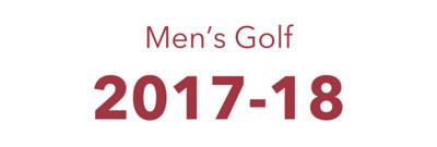 2017-18 Men